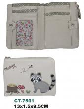 Lady's Wallet CT-7501