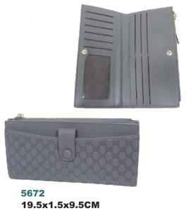 Female wallet 5672